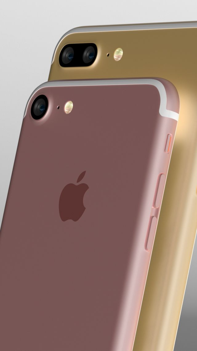 Review, Rose, Iphone 7 Plus, Gold, Best Smartphones - Rose Gold Iphone 7 Review , HD Wallpaper & Backgrounds