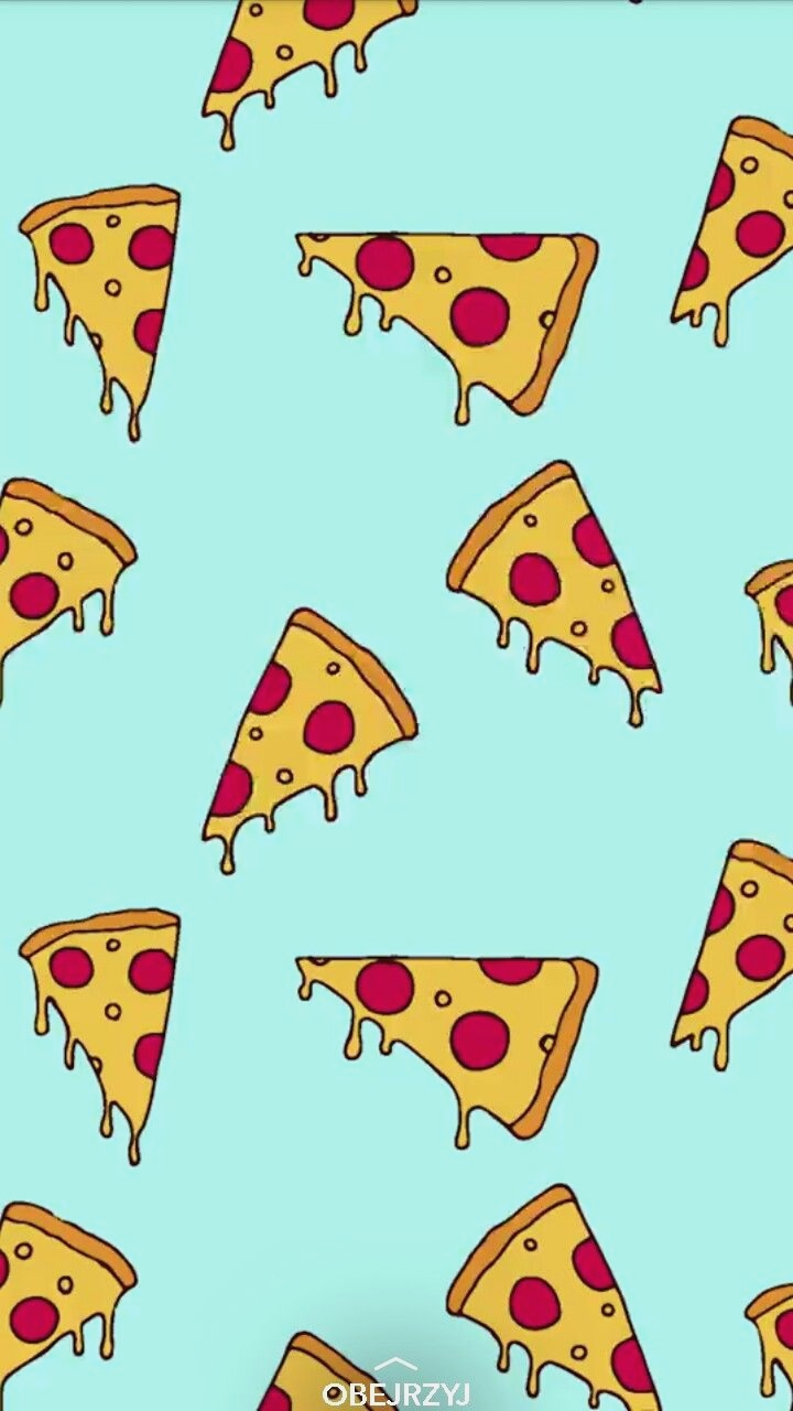 Pizza Christmas Wallpapers Tumblr Cute Wallpapers Homescreen Pizza Illustrations 852039 Hd Wallpaper Backgrounds Download