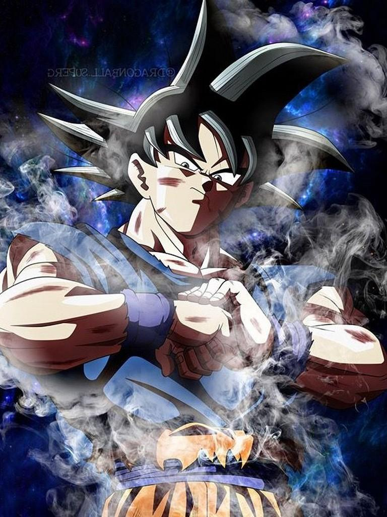 Dbz Wallpaper Android Goku Wallpaper 4k Ultra Instinct 3d 853396 Hd Wallpaper Backgrounds Download