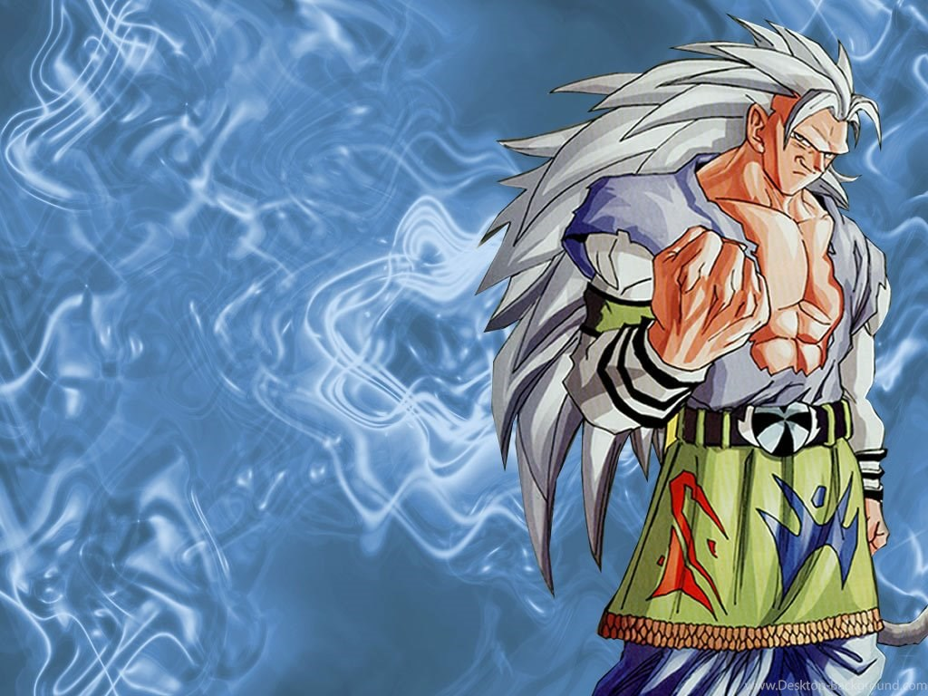 Com Dragon Ball Z Wallpapers Goku Super Saiyan 5 Desktop