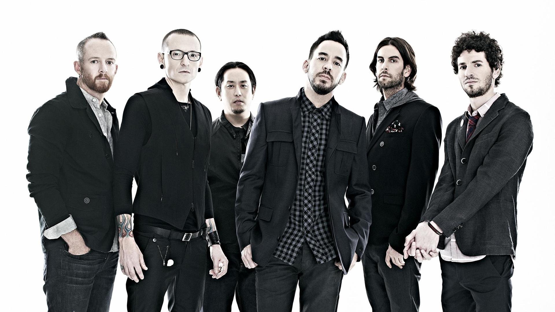 Linkin Park Hd Desktop Wallpaper Linkin Park Members 2018
