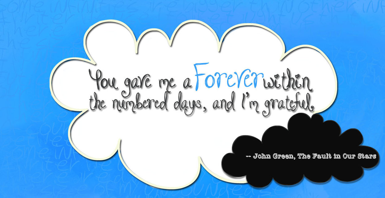 The Fault In Our Stars Hd Desktop Wallpapers Fault In Our Stars