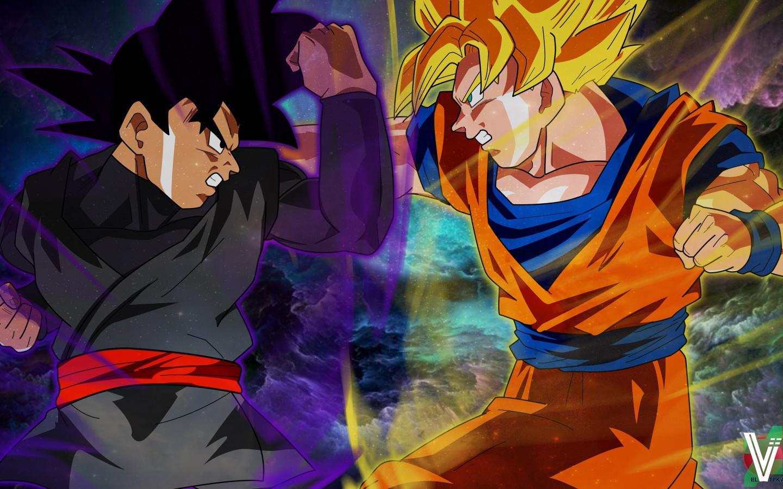 1080p Goku Black Desktop Wallpaper