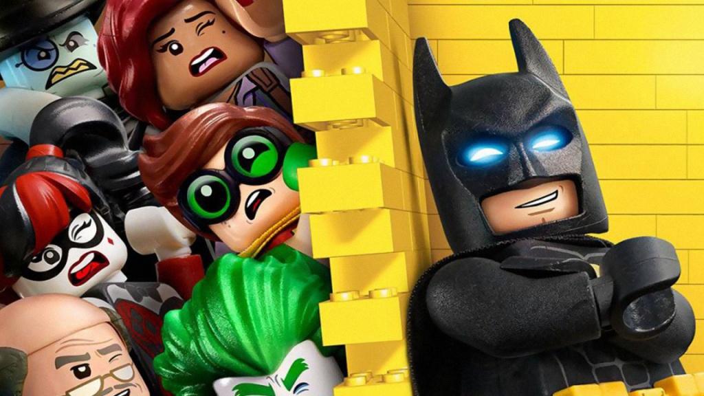 The Lego Batman Movie - Lego Batman Movie Poster , HD Wallpaper & Backgrounds