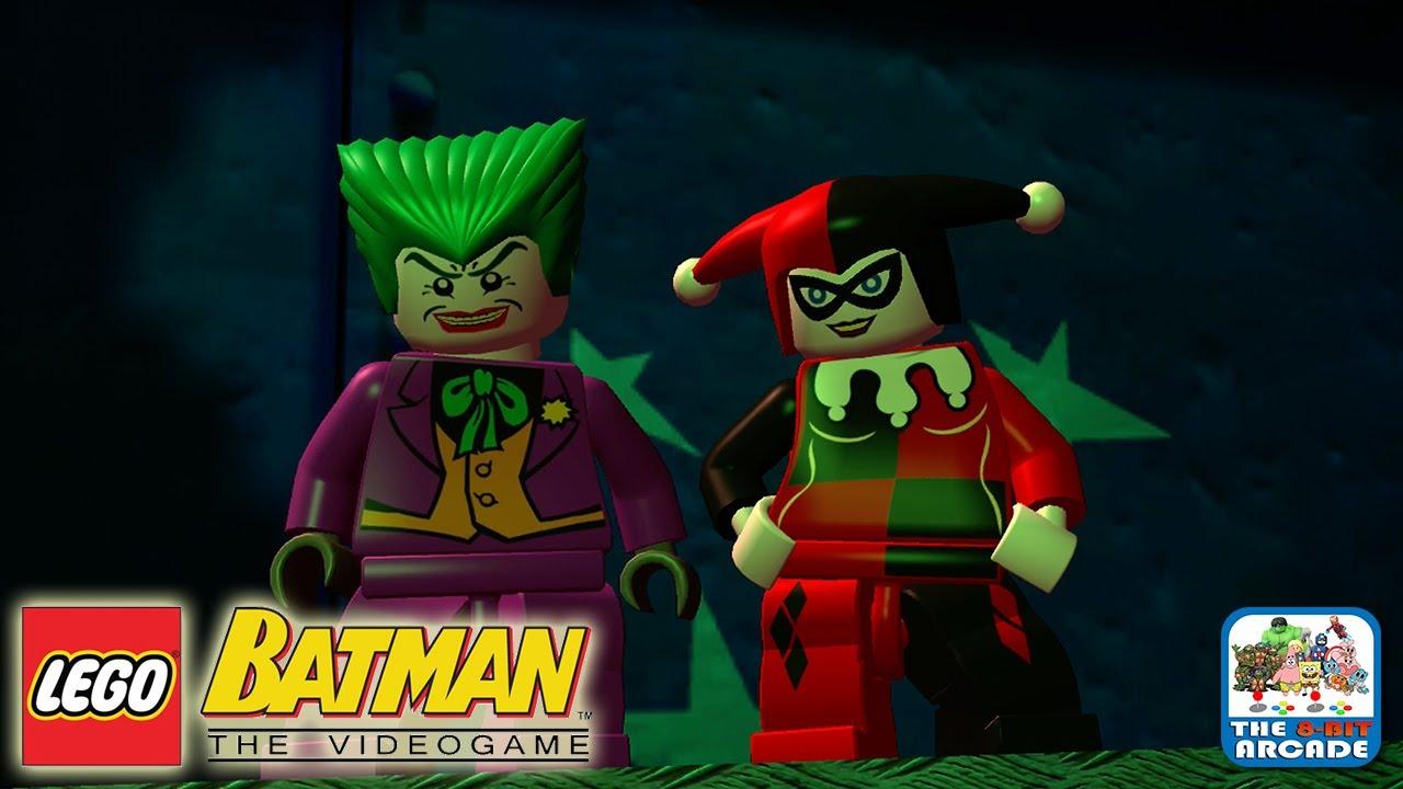 Ideas Lego Batman - Lego , HD Wallpaper & Backgrounds