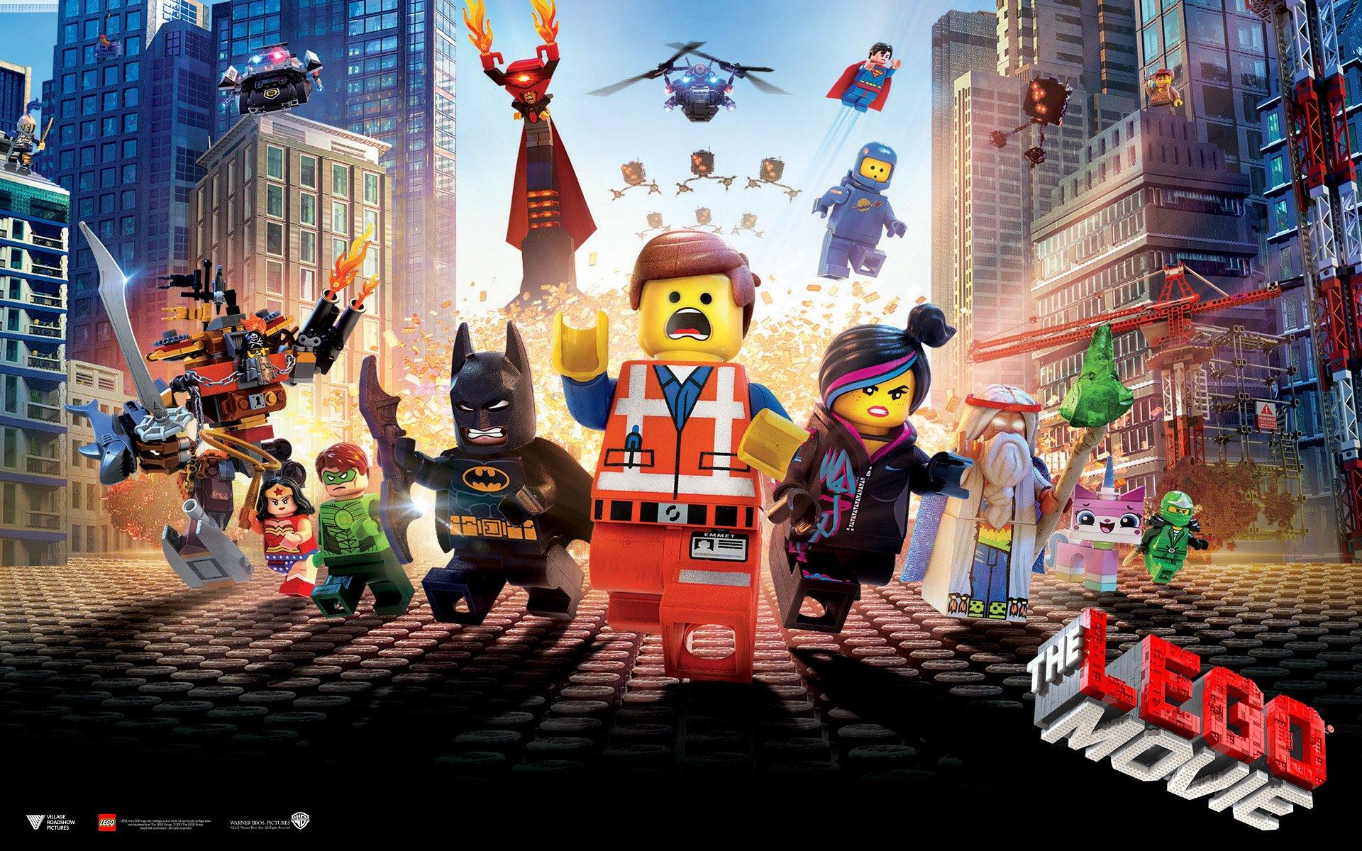 Hd Wallpaper - Lego Movie Wallpaper Hd , HD Wallpaper & Backgrounds