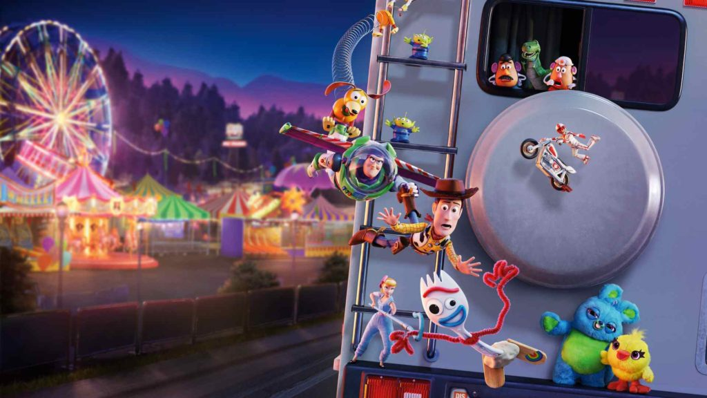 Toys Story 4 Wallpapers Posters De Toy Story 4 861087