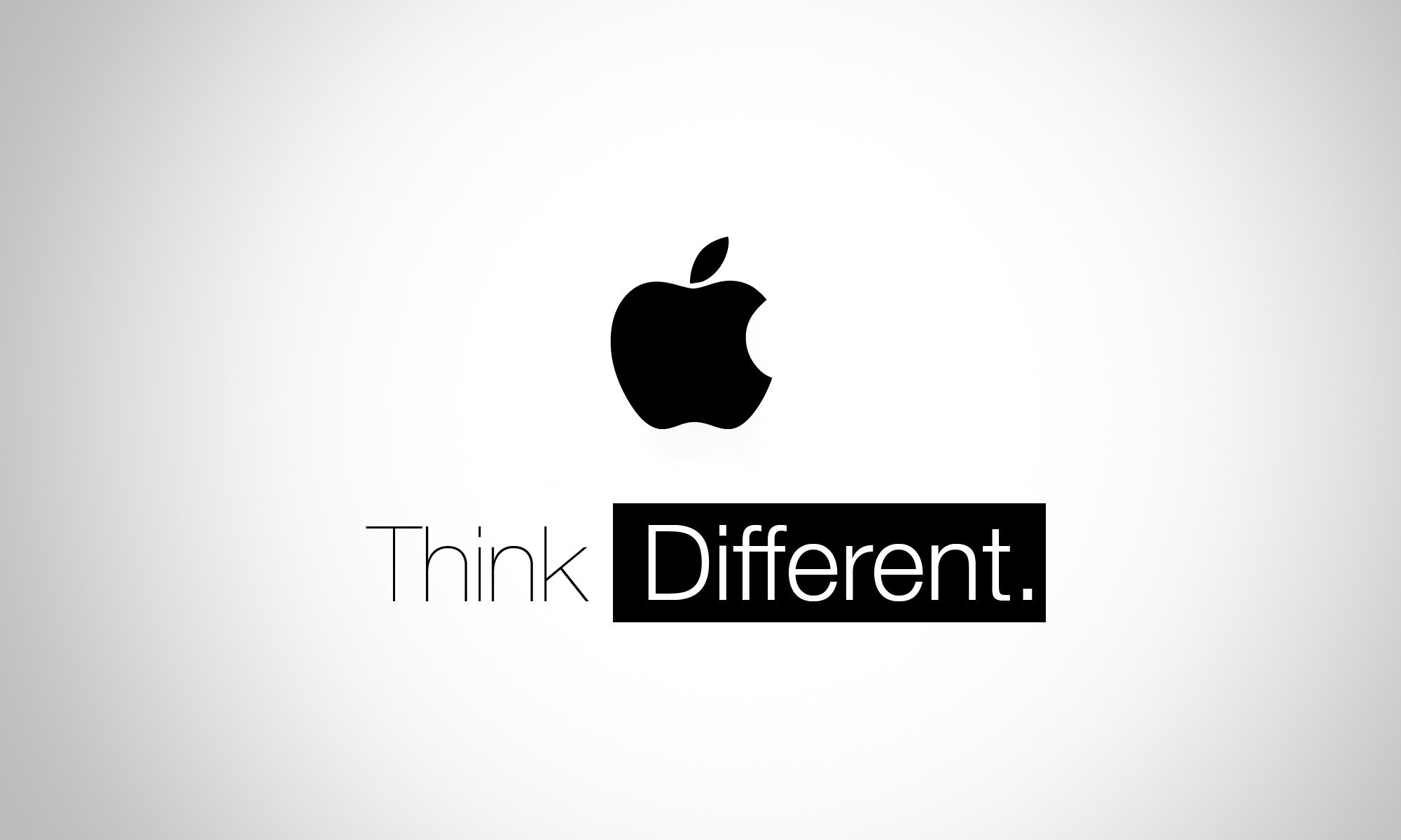 Apple Think Different Apple Wallpaper Hd Think Different