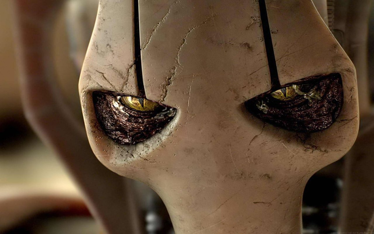 Wallpaper General Grievousjpg 5c4de6 1280w Star Wars 3 Bad
