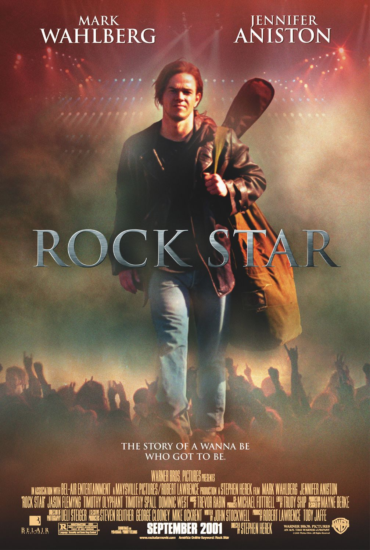 Rock Star 2001 Poster , HD Wallpaper & Backgrounds