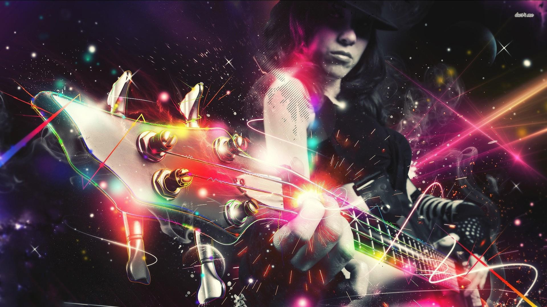 Rockstar Movie Hd Wallpapers - Fb Cover Photo Hd Guitar , HD Wallpaper & Backgrounds