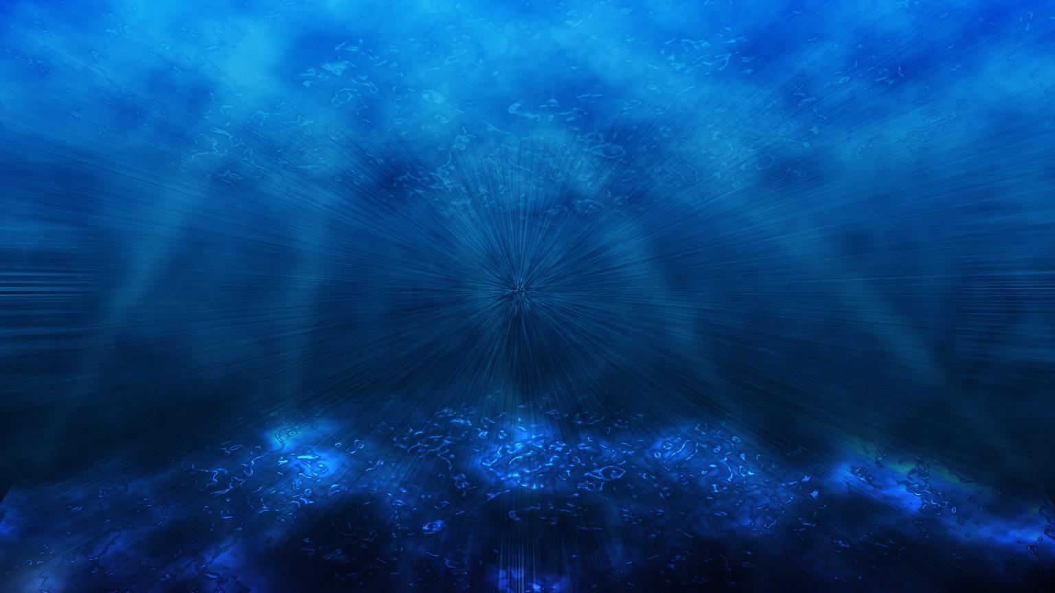 Blue Deep Sea Background 865588 Hd Wallpaper Backgrounds