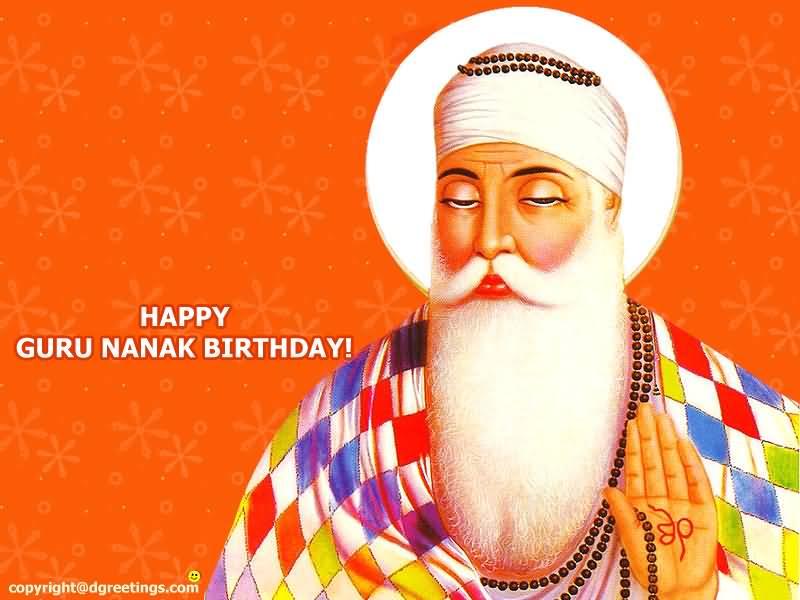 Guru Guru Nanak Birthday 2018 873075 Hd Wallpaper Backgrounds Download