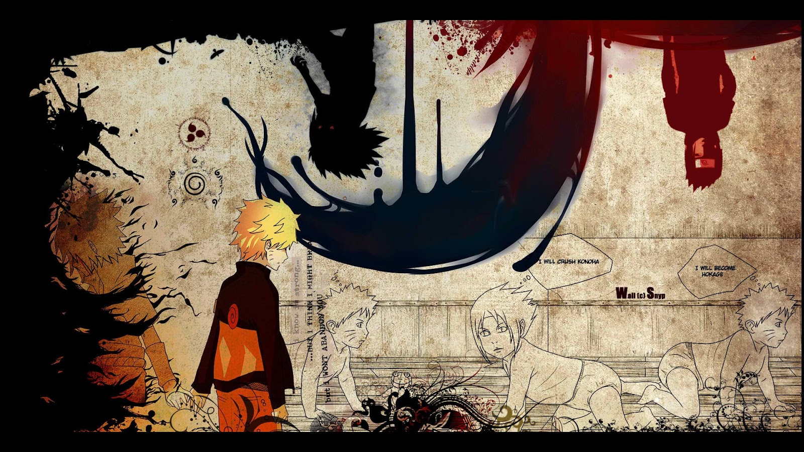 Wallpaper Animasi 3d Bergerak Naruto Untuk Laptop Windows