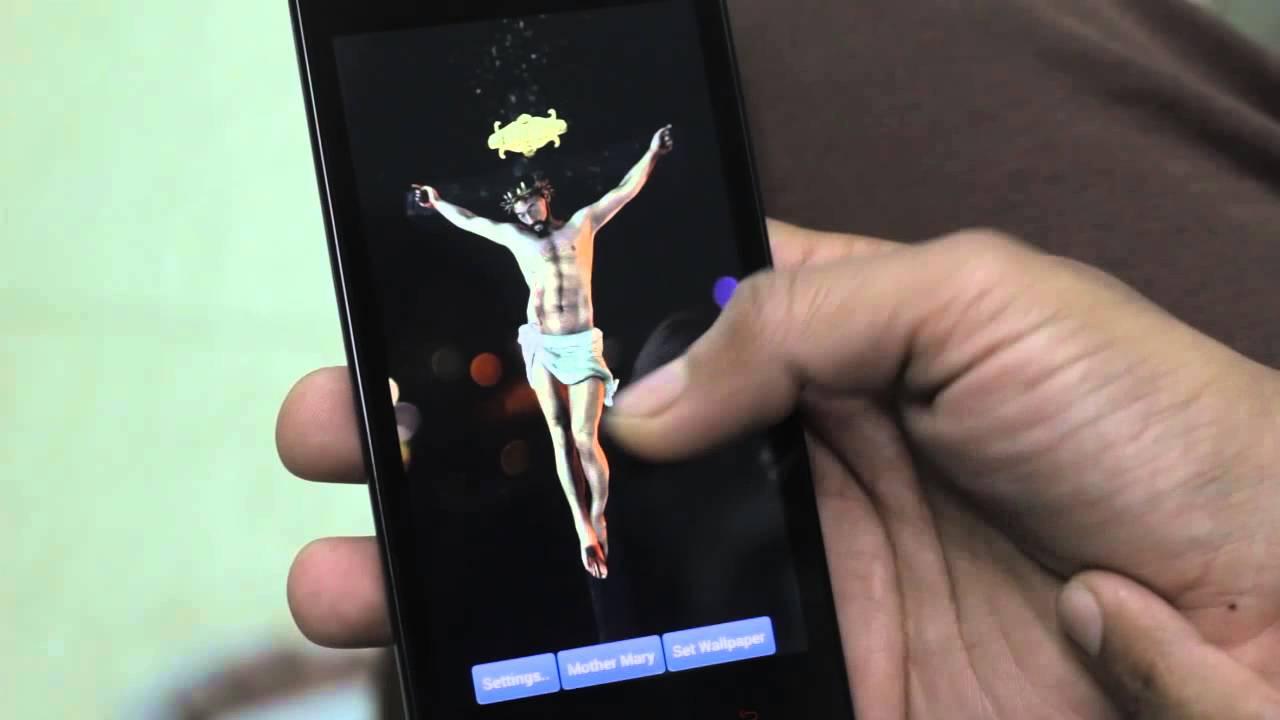 WoowPaper Phone 3d Hand Wallpaper
