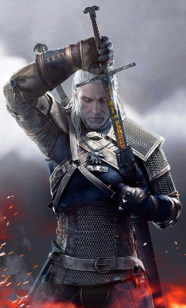 Hd Games Wallpaper For Android - Witcher 3 Wallpaper Phone , HD Wallpaper & Backgrounds