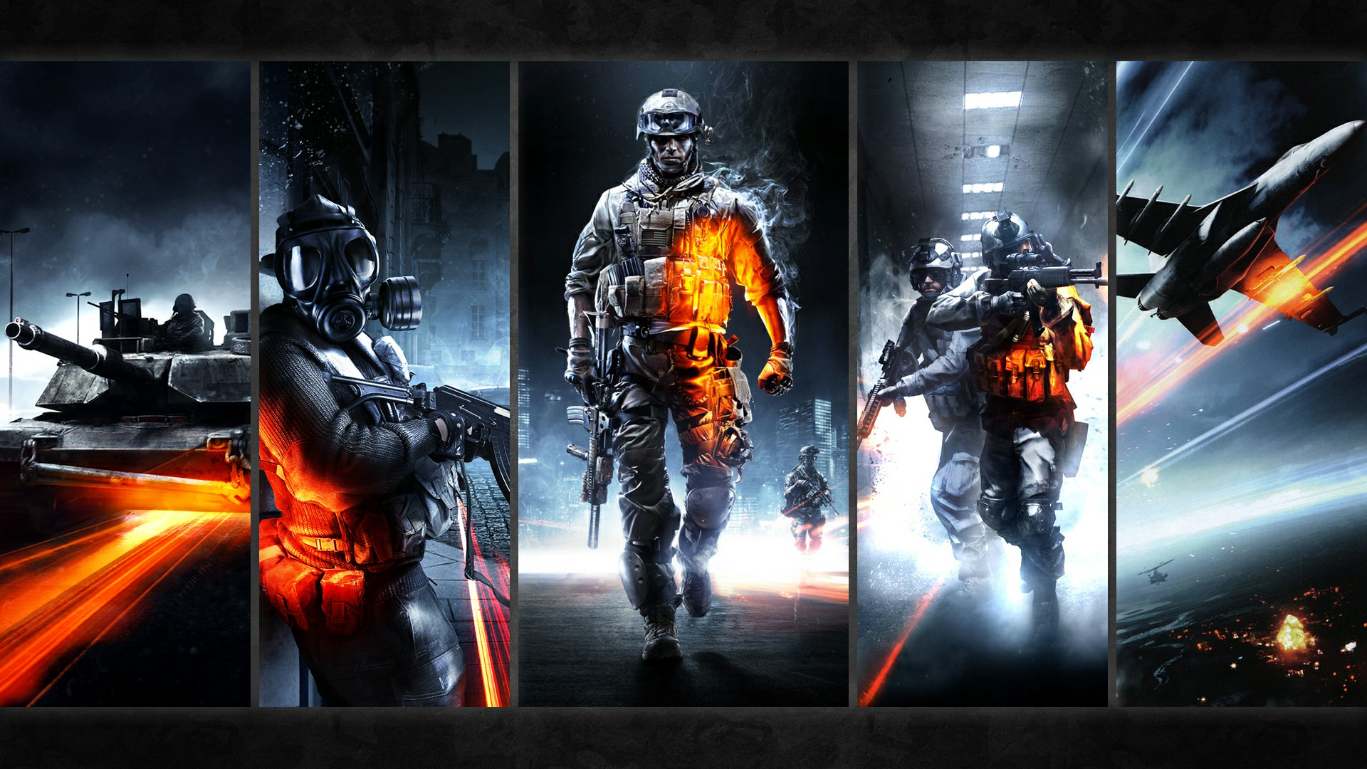 Battlefield 3 , HD Wallpaper & Backgrounds