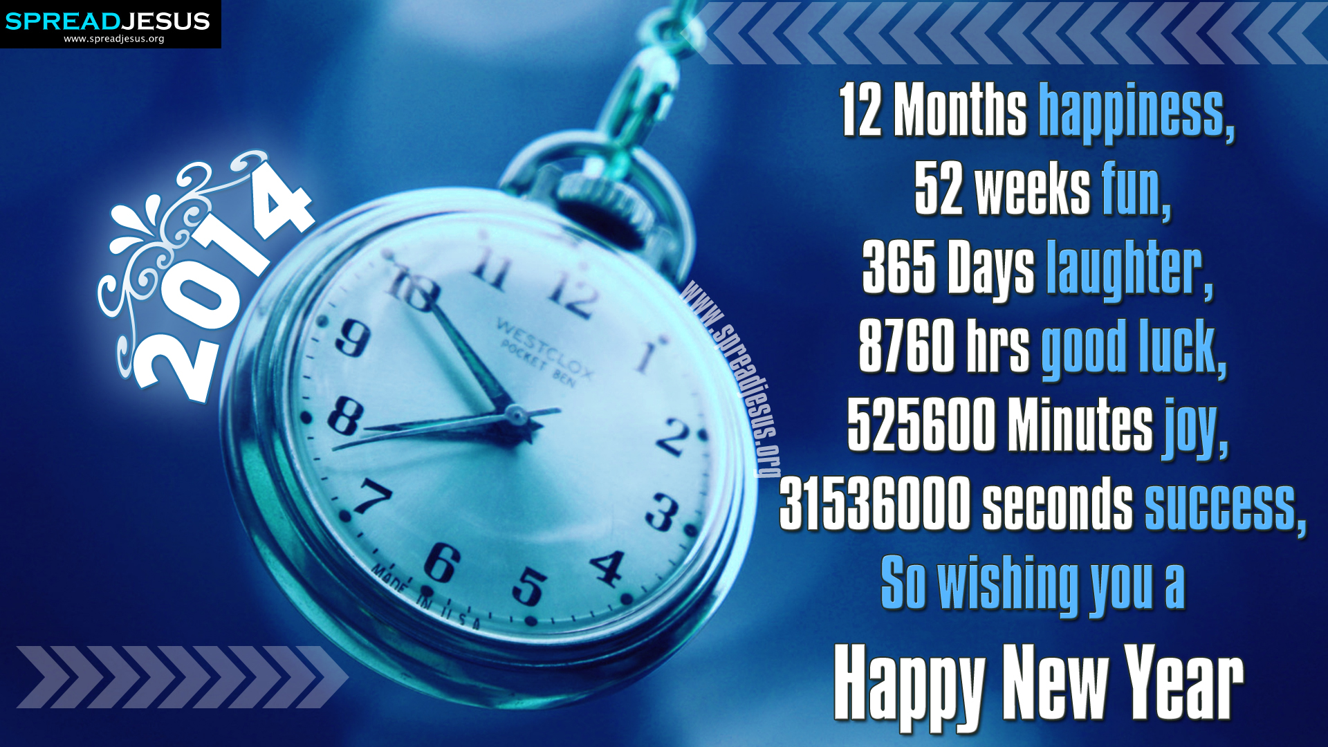 New Year 2014 Greetings Hd-wallpapers Wishing You A - Happy New Year Quotes Hd , HD Wallpaper & Backgrounds