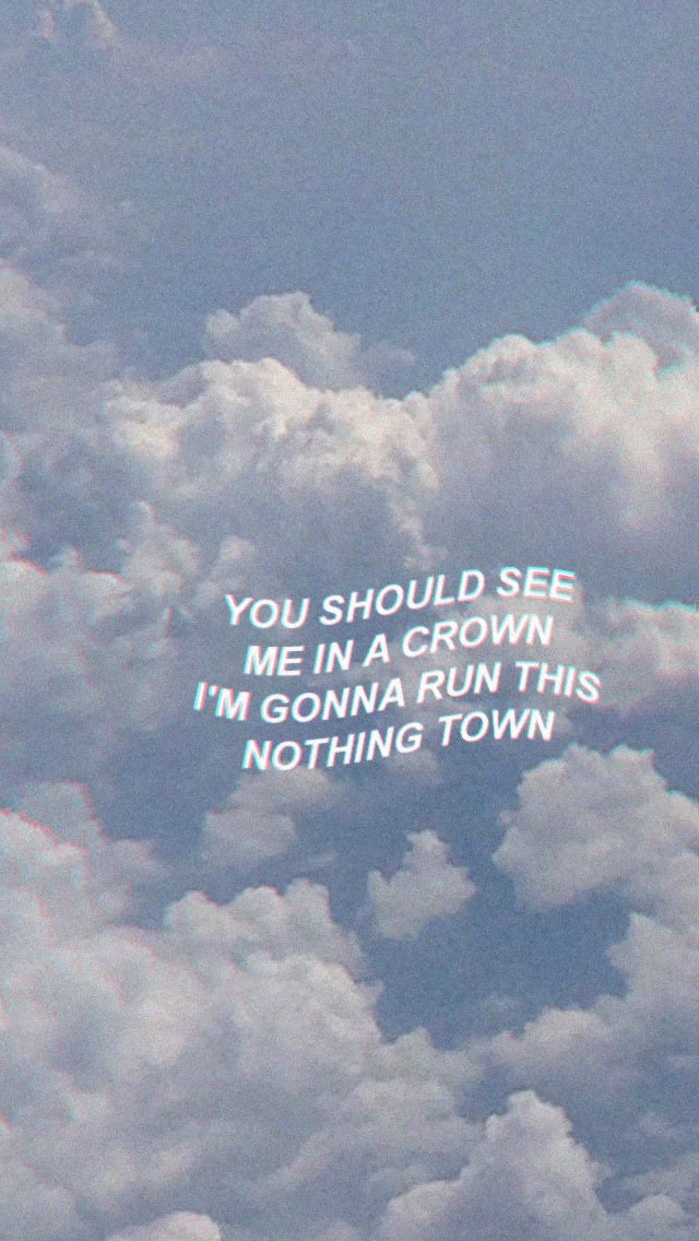 You Should See Me In A Crown Lyrics , HD Wallpaper & Backgrounds