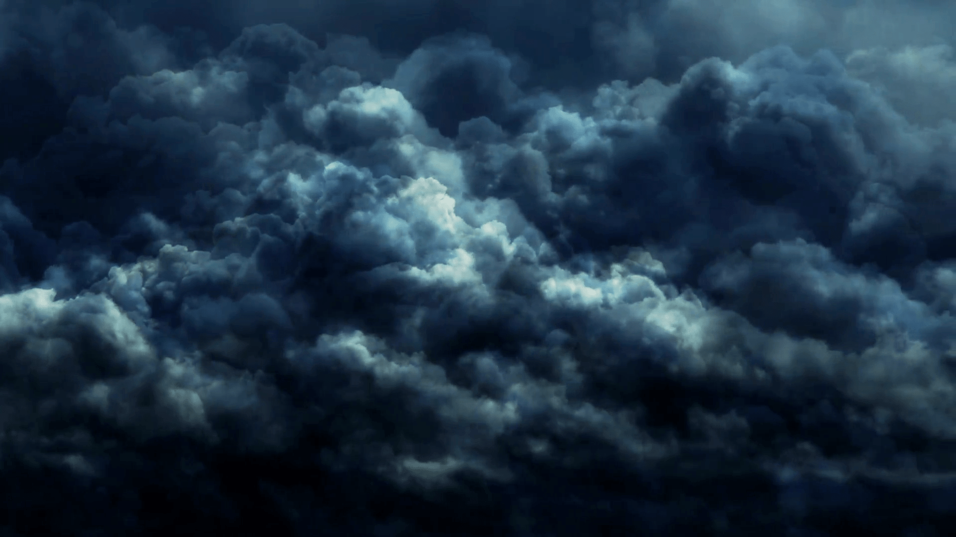 Cloud Wallpaper Tumblr - Dark Storm Clouds Background , HD Wallpaper & Backgrounds