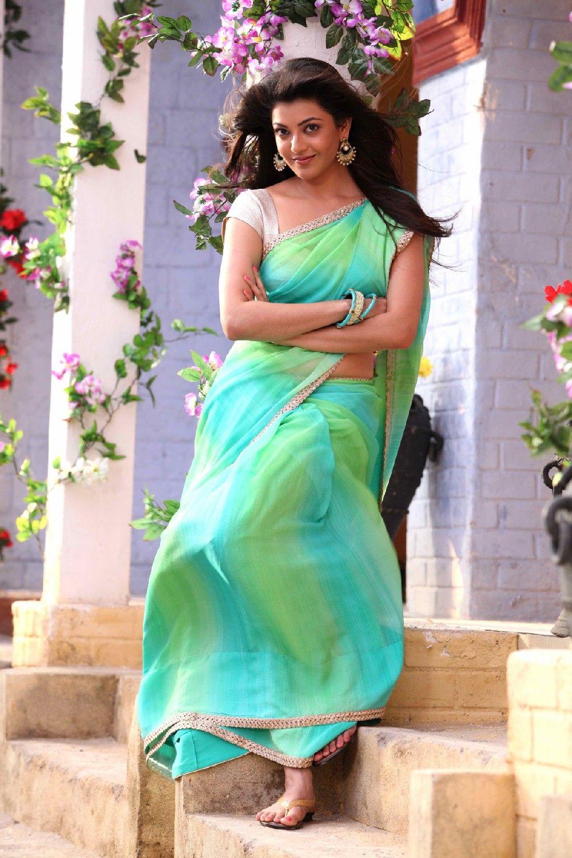 """Kajal Agarwal Jilla Wallpapers €"""" Wallpapers For - Kajal In Jilla Movie , HD Wallpaper & Backgrounds"""