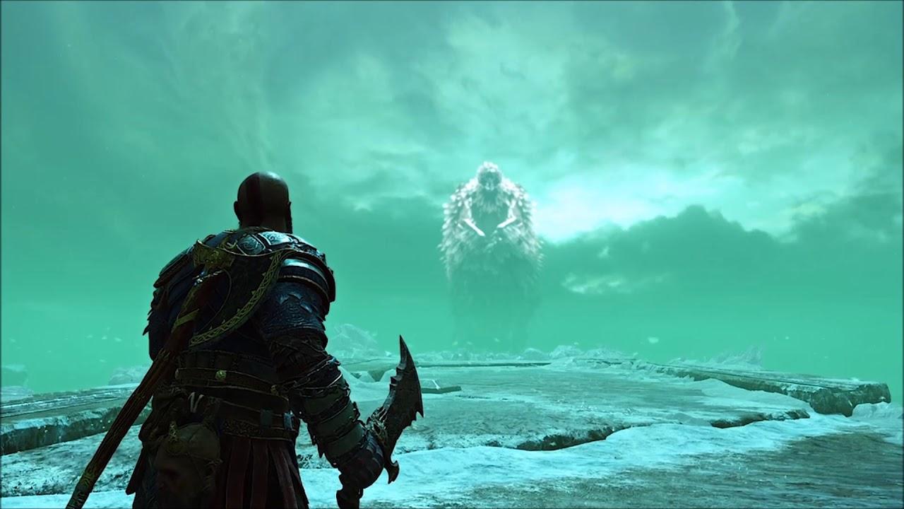 God Of War God Of War Helheim 882121 Hd Wallpaper