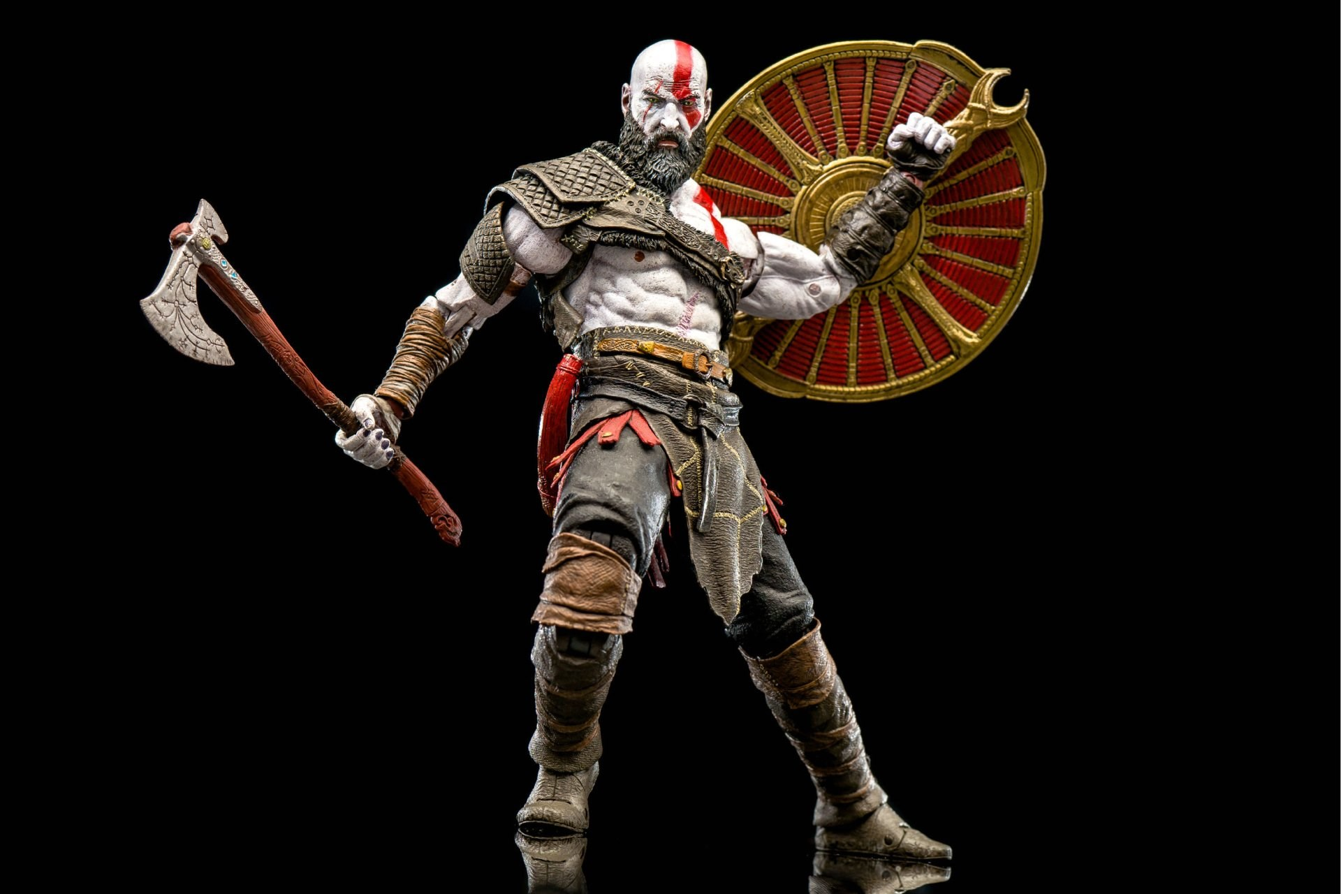 God Of War Live Wallpapers Free Download Kratos Weapons