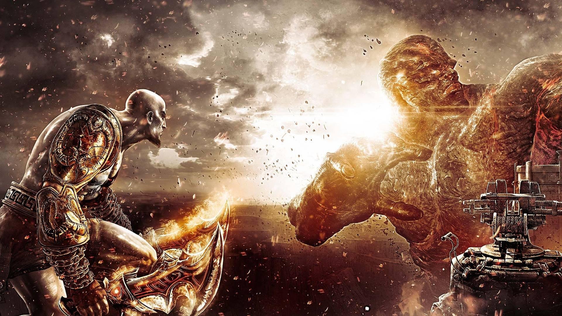 Wallpaper God Pictures God Of War 3 Wallpaper 1080p