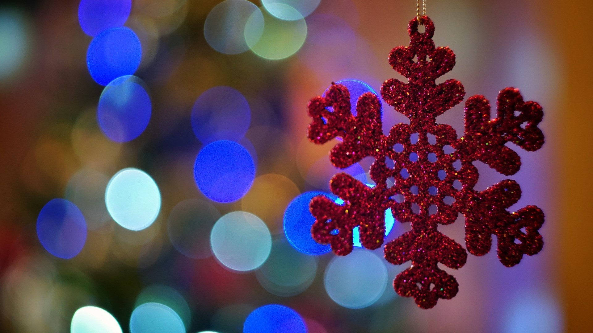 Winter Holiday Glow Theme , HD Wallpaper & Backgrounds