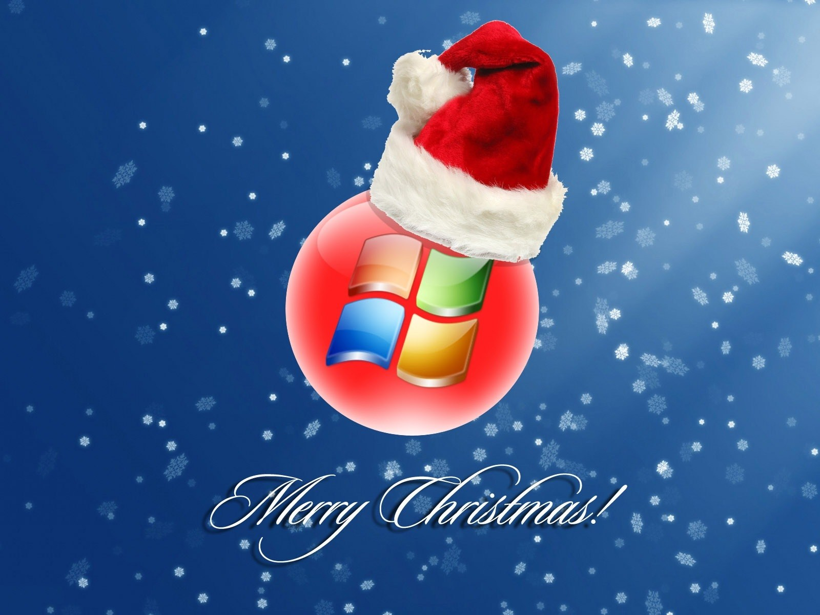 Windows 7 Christmas 882897 Hd Wallpaper Backgrounds Download
