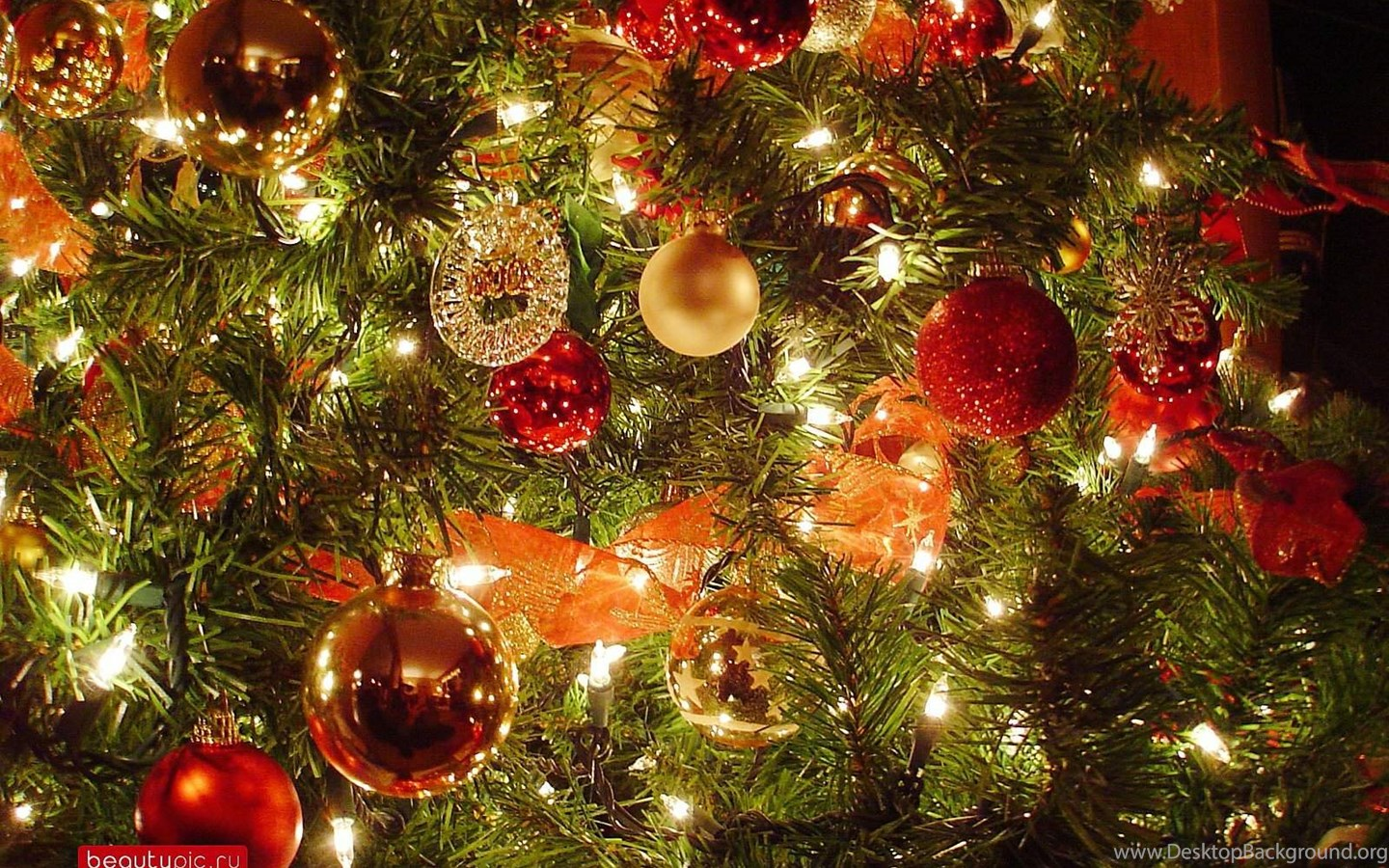 Christmas Tree High Resolution , HD Wallpaper & Backgrounds