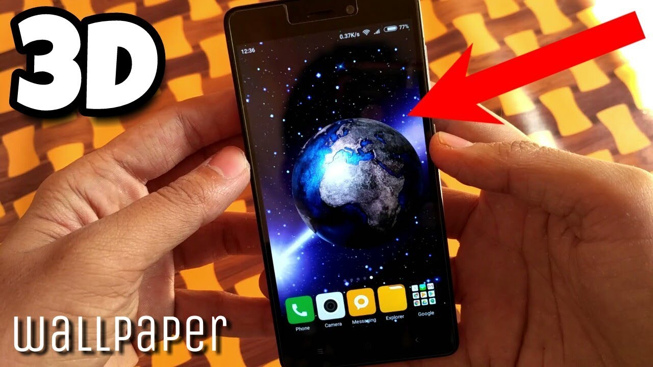 WoowPaper Best 3d Wallpapers For Android