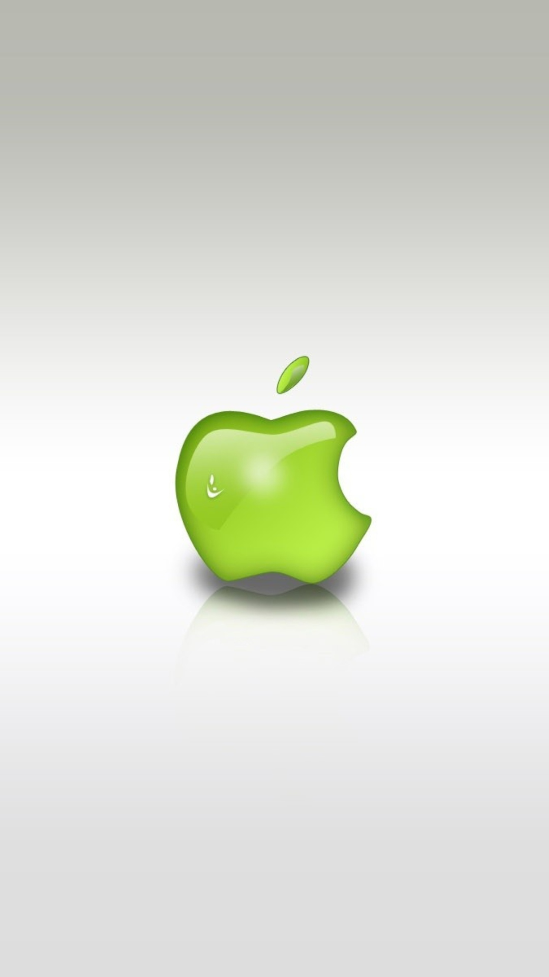 88 887236 download free green apple logo wallpaper for iphone