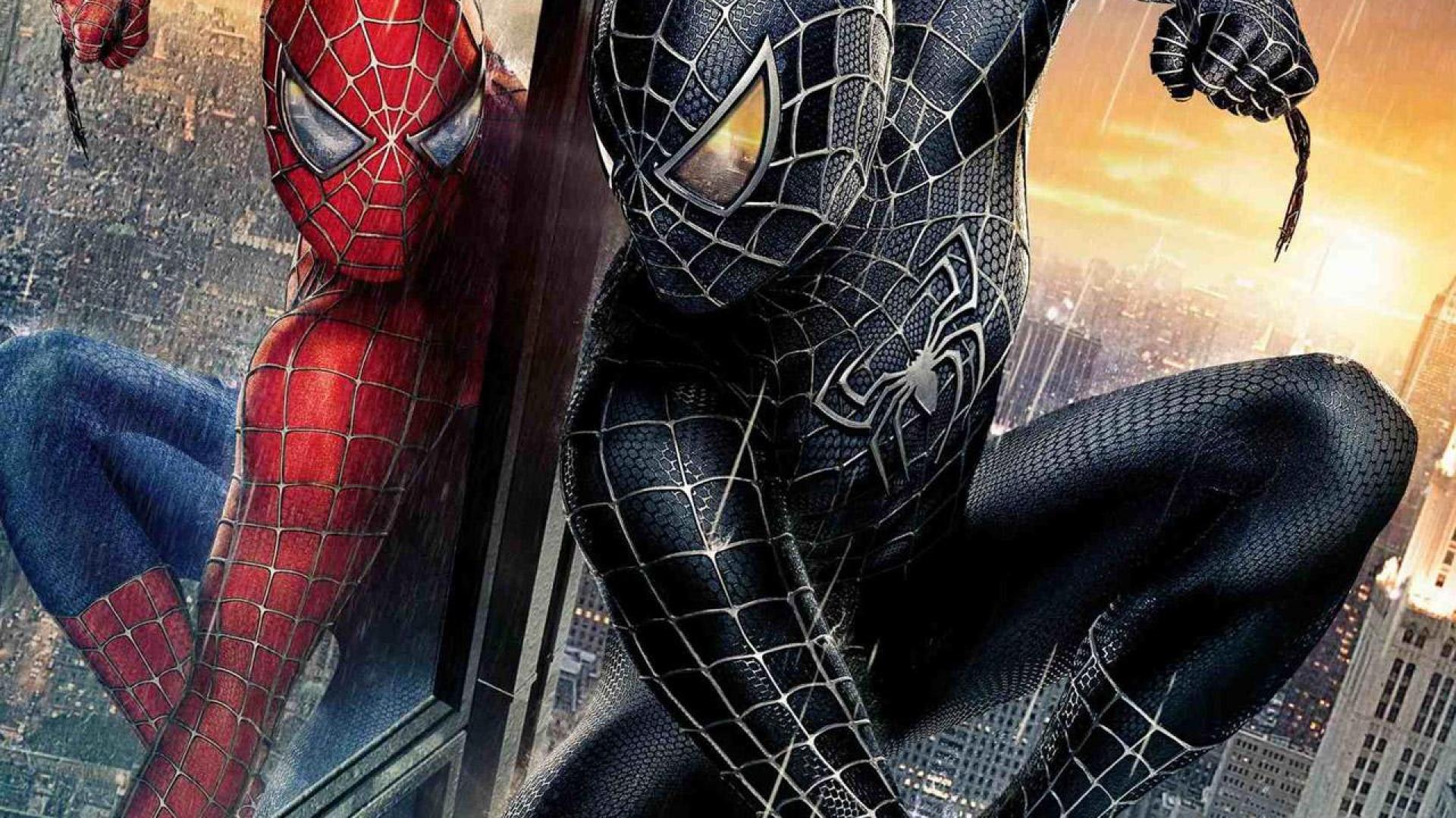 Black Spiderman Wallpaper Full Hd Spiderman 3 887402
