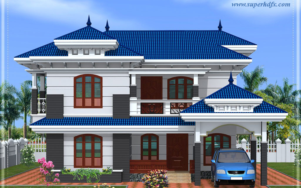 Beautiful House Hd Wallpapers Front House Designs Indian Style 887928 Hd Wallpaper Backgrounds Download