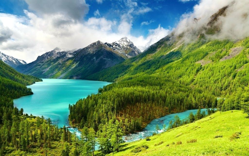 Nature Wallpaper Widescreen High Resolution 3d Wallpapers - High Quality Photos Of Nature , HD Wallpaper & Backgrounds