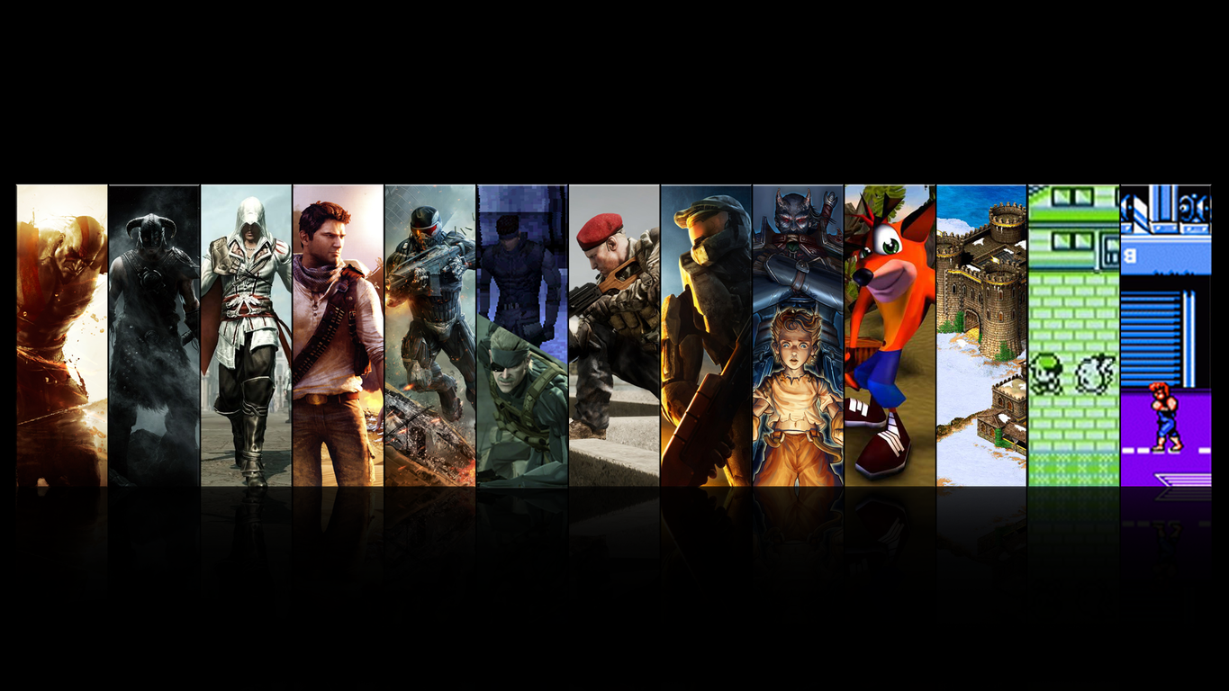 Epic Games All Games 891678 Hd Wallpaper Backgrounds