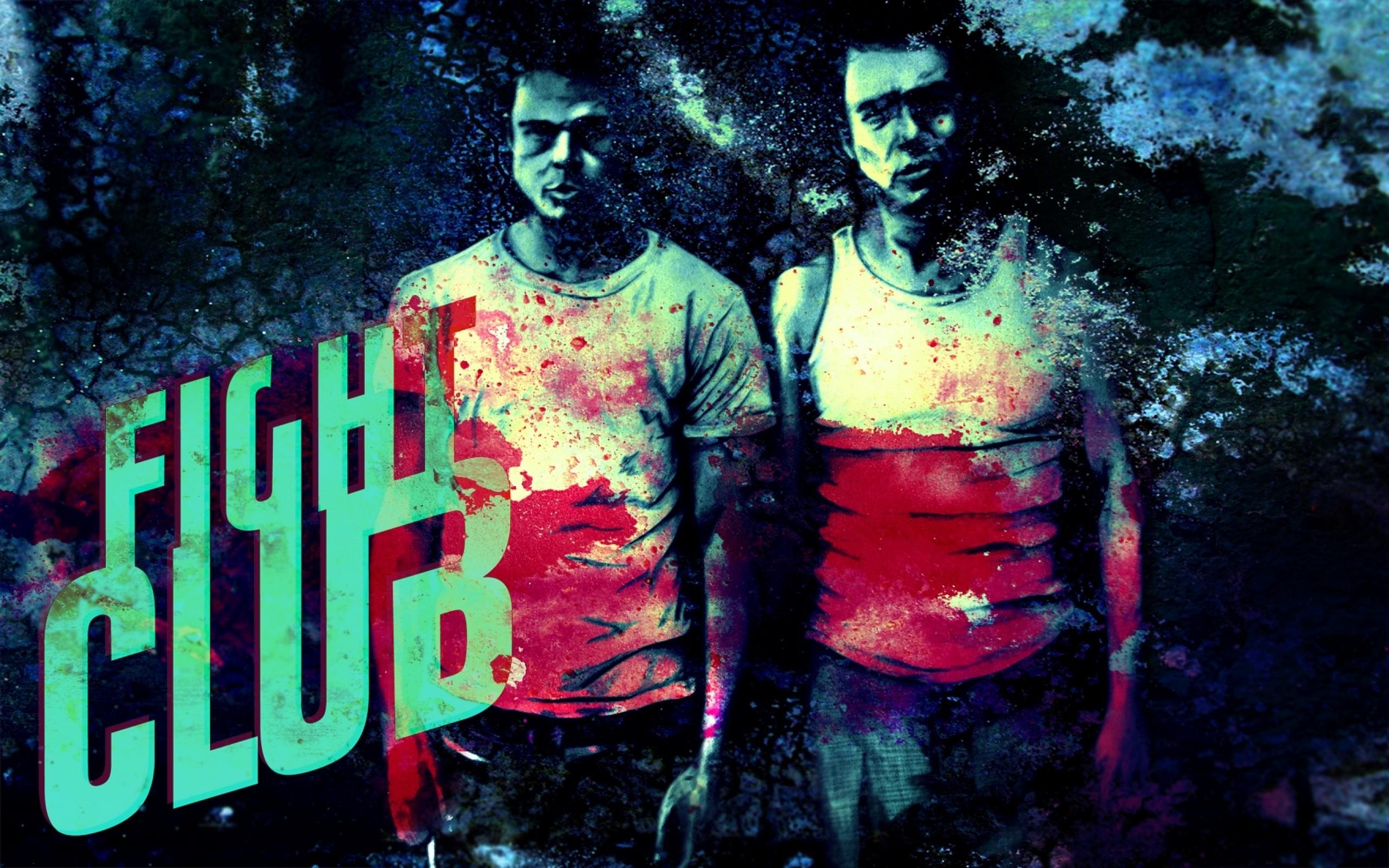 Fight Club Wallpaper - Fight Club Hd , HD Wallpaper & Backgrounds