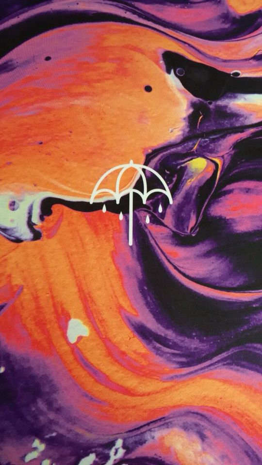 Bmth Umbrella, Band Wallpapers, Iphone Wallpapers, - Bring Me The Horizon That's The Spirit , HD Wallpaper & Backgrounds