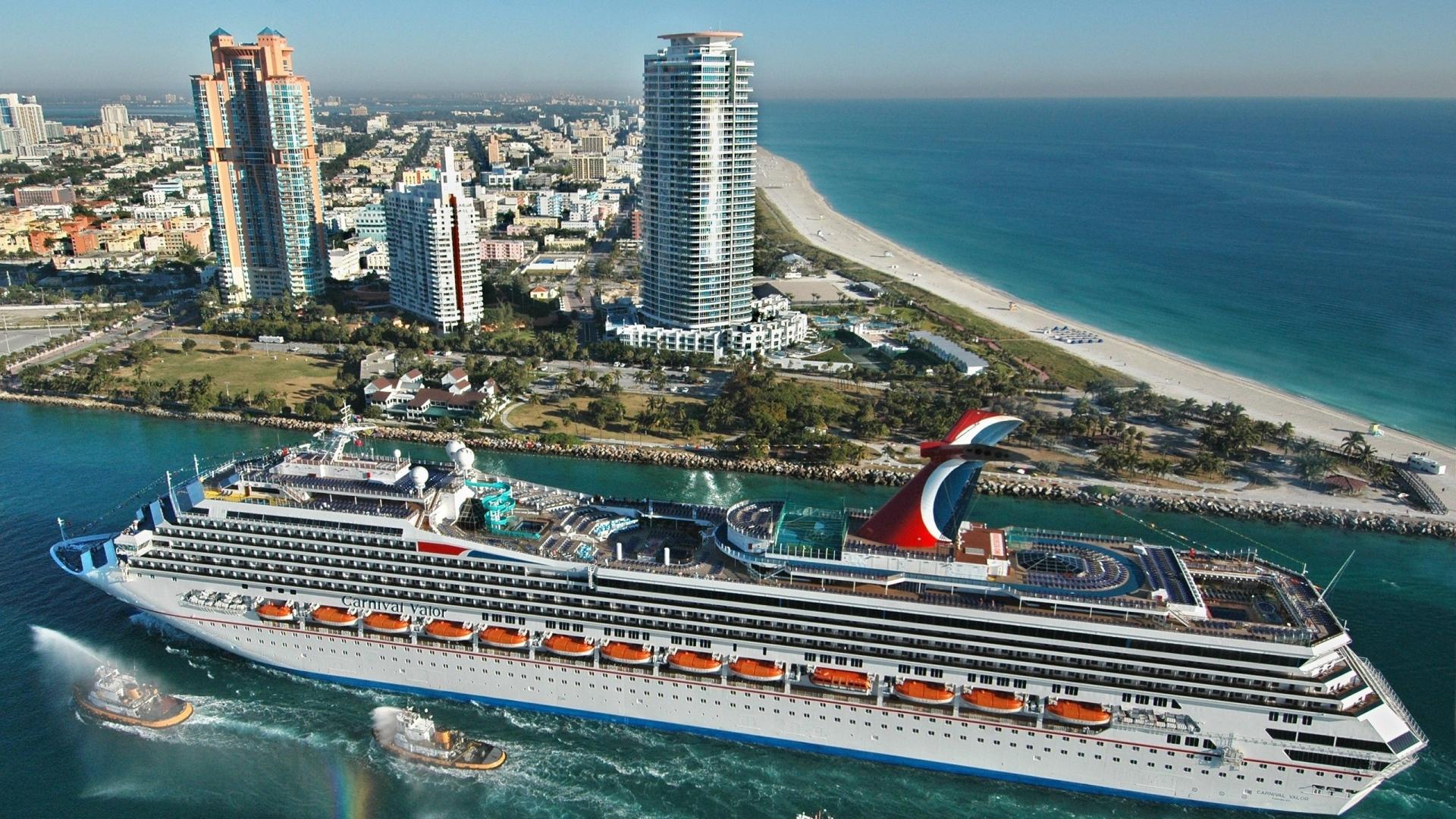Miami Beach Wallpaper , HD Wallpaper & Backgrounds