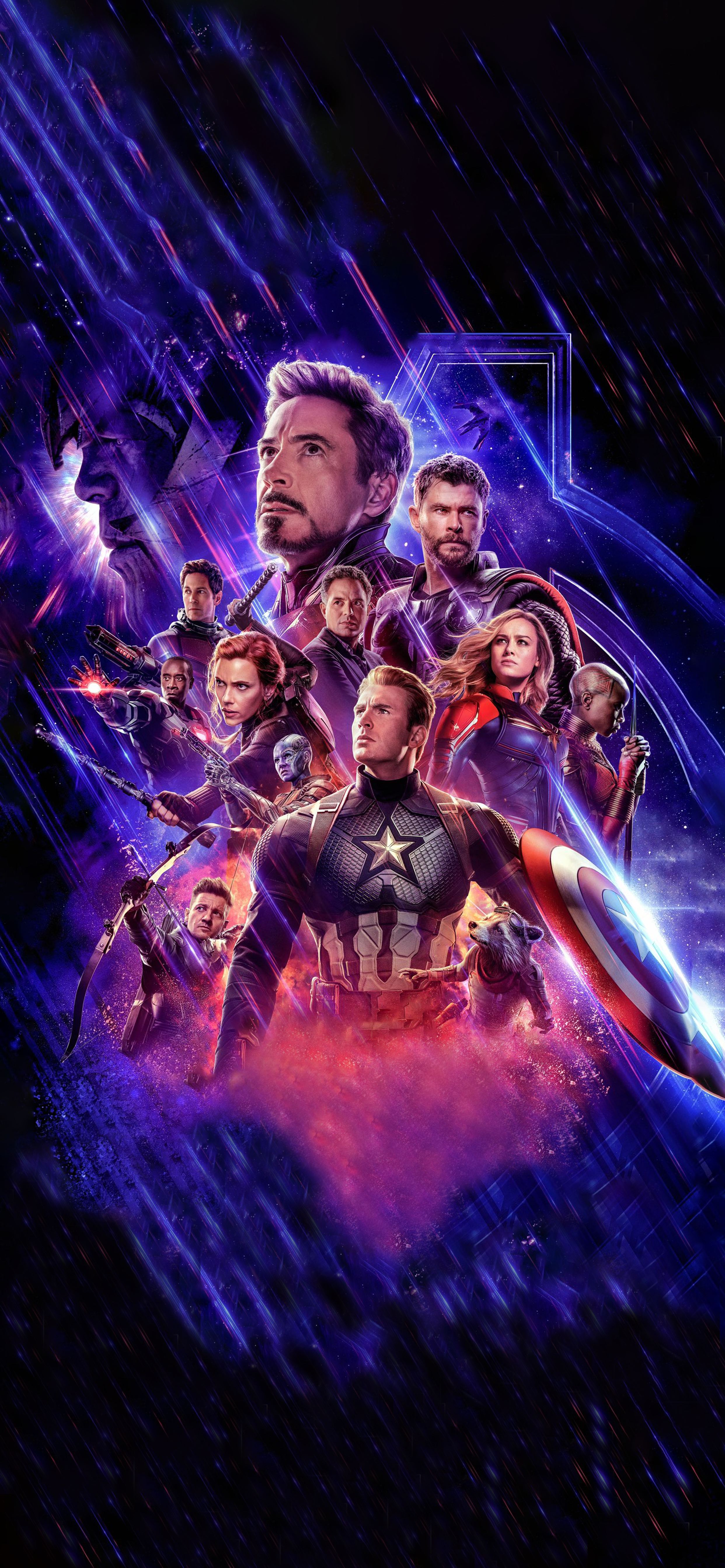 Endgame Textless Phone Wallpaper 90496 Hd Wallpaper