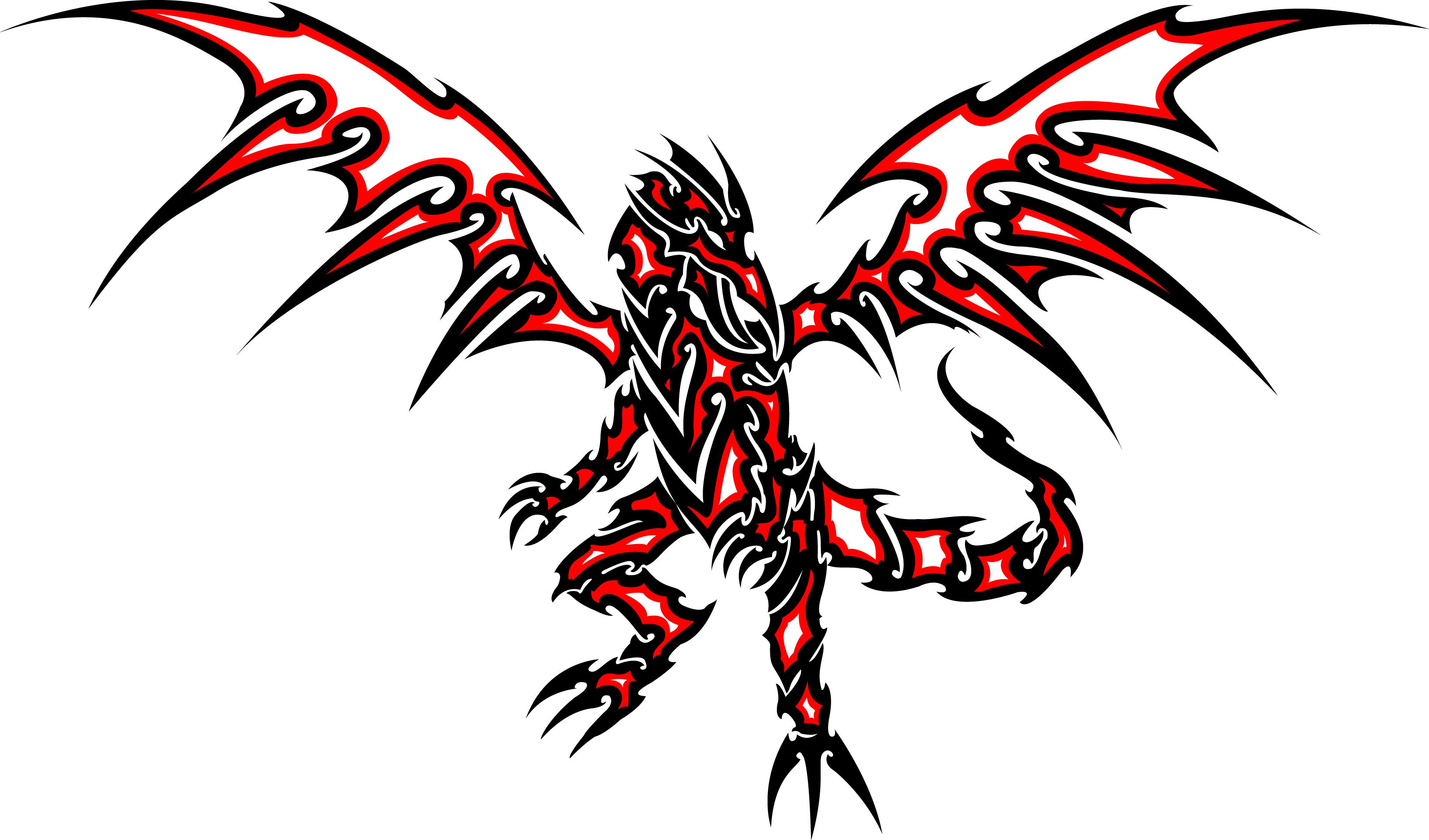Dragon Tattoo Hd Wallpapers Free Download Red Eyes Black Dragon