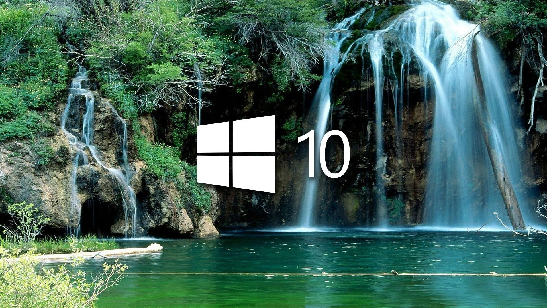 9 91230 3d waterfall live wallpaper which is under the