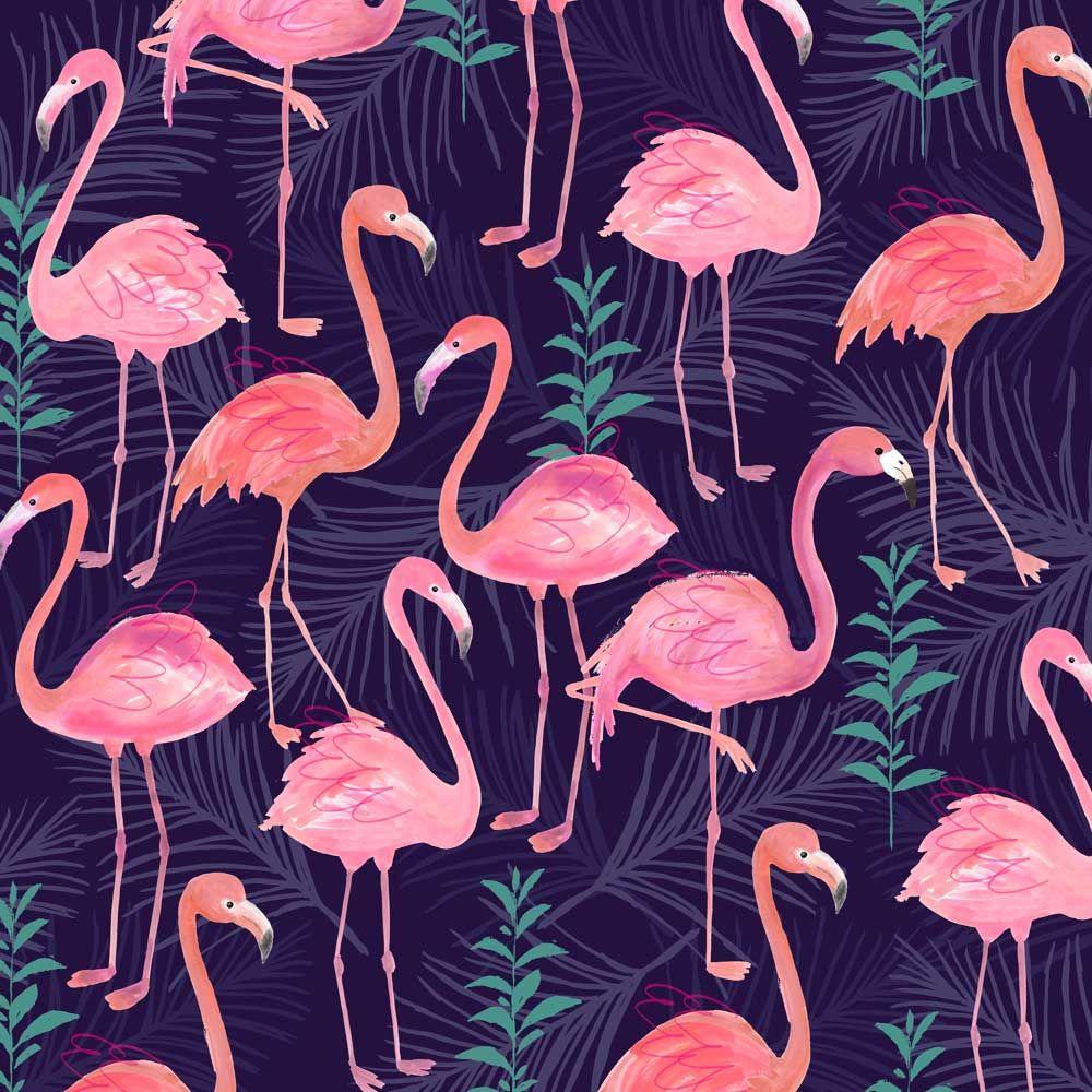 Flamingo Print Iphone X Case Flamingo 92633 Hd