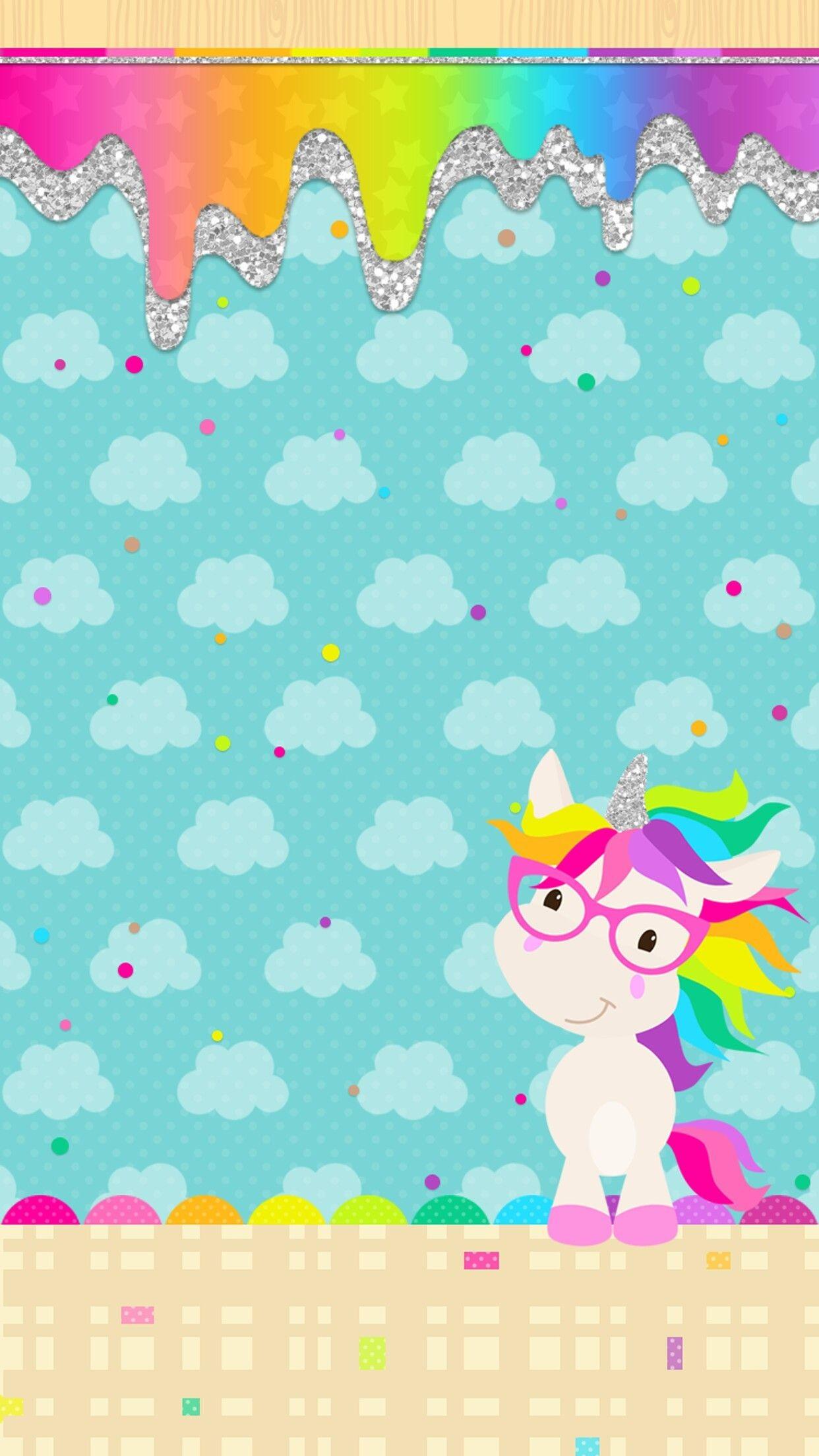 Unicorn Wallpapers Cute Unicorn Rainbow Hd 92907 Hd