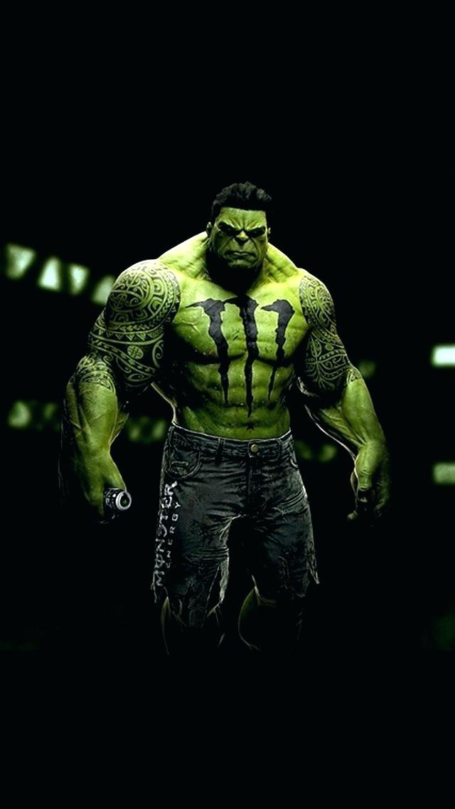 Superhero Phone Wallpaper Monster Energy Hulk 93686 Hd Wallpaper Backgrounds Download