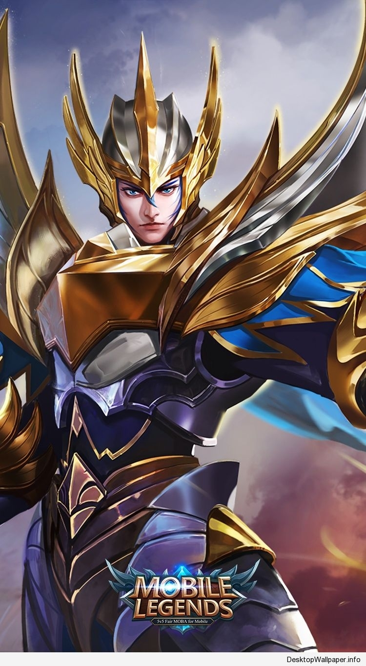 Wallpaper Mobile Legends Hd Mobile Legend Yun Zhao
