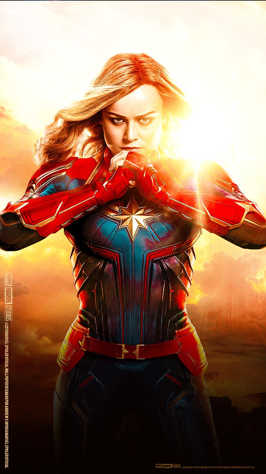 Captain Marvel Wallpaper Hd Captain Marvel 94750 Hd Wallpaper Backgrounds Download