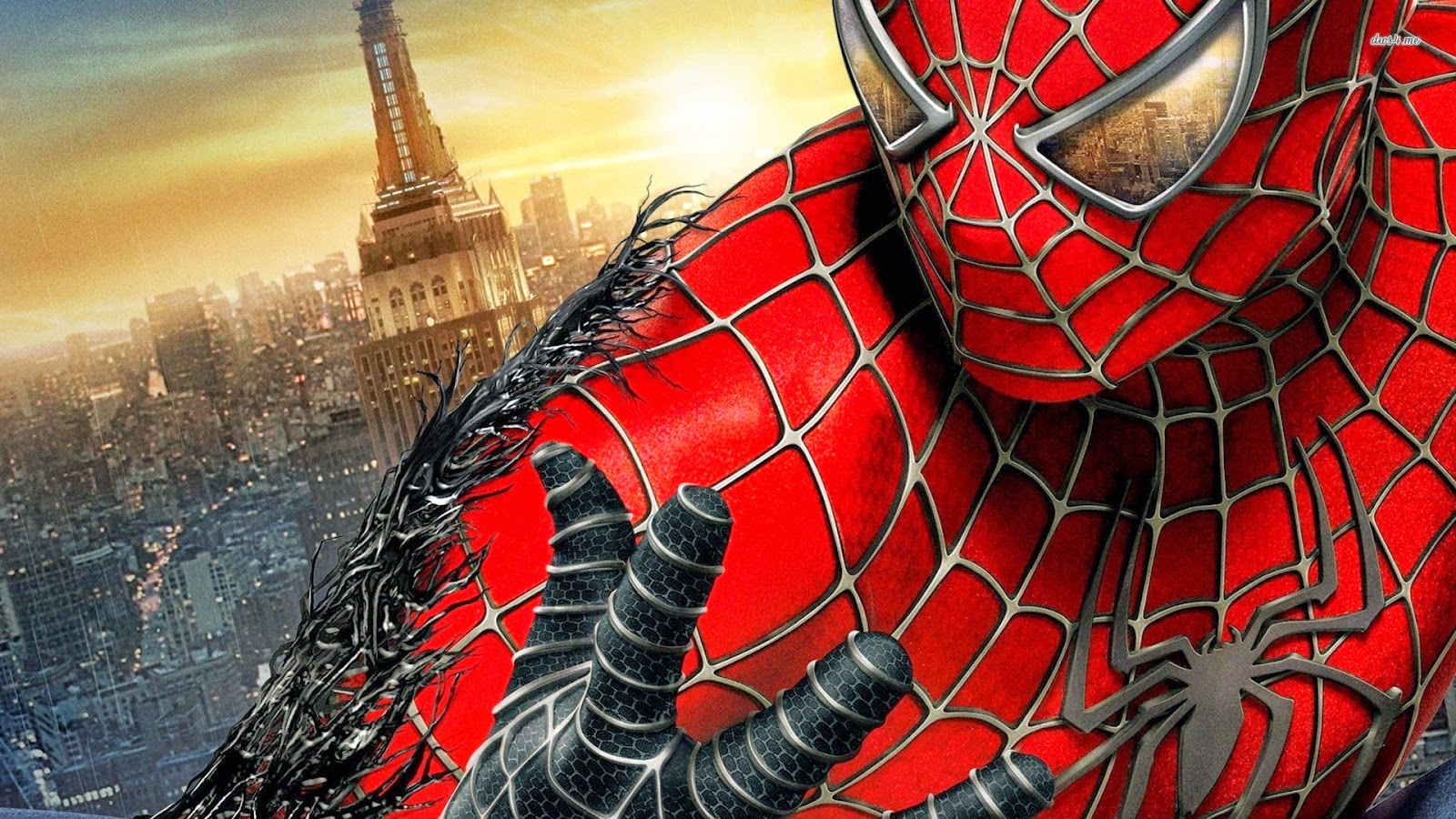 Spider Man Hd Wallpapers Download Pc Spiderman Black