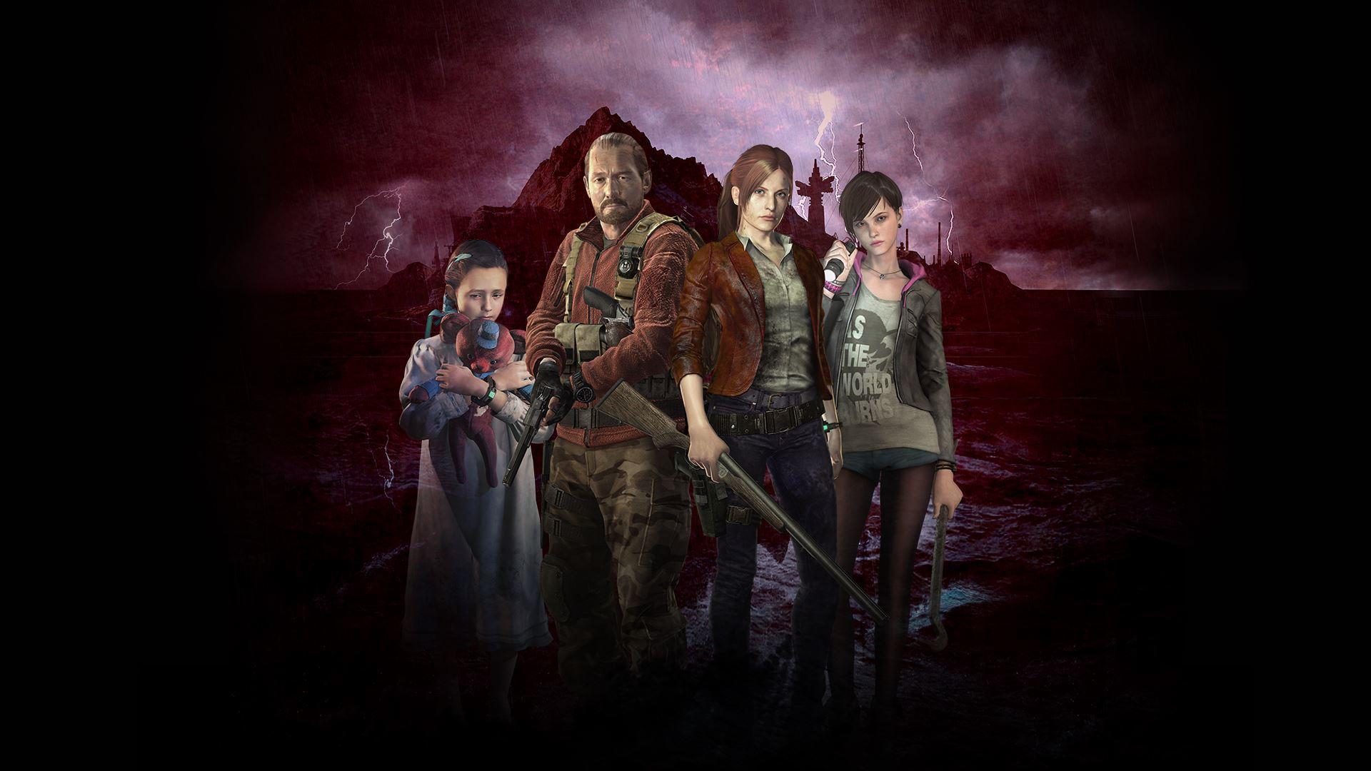 Revelations 2 Hd Wallpapers Resident Evil Revelations 2 95574